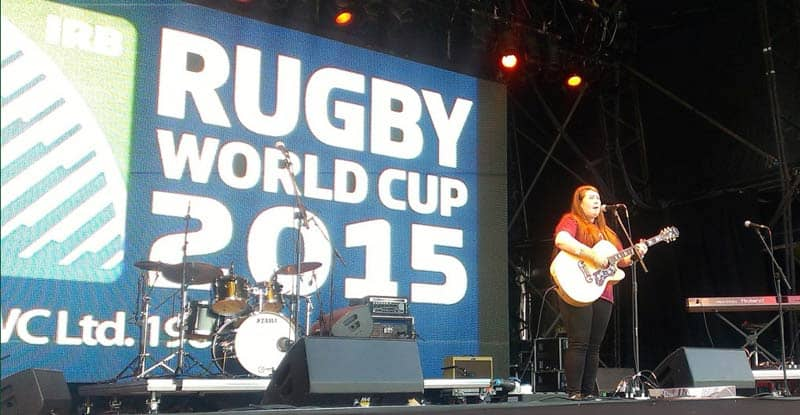 Rugby Worldcup 2015 Performance