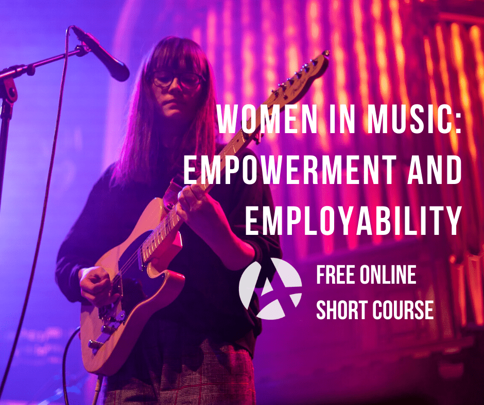 Women in Music online short course: Scotland