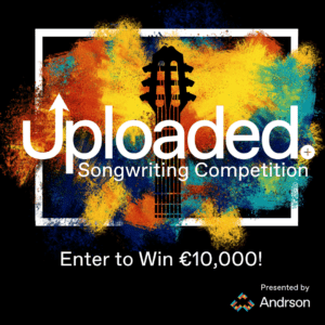 uploaded songwriting competition anderson andrson win