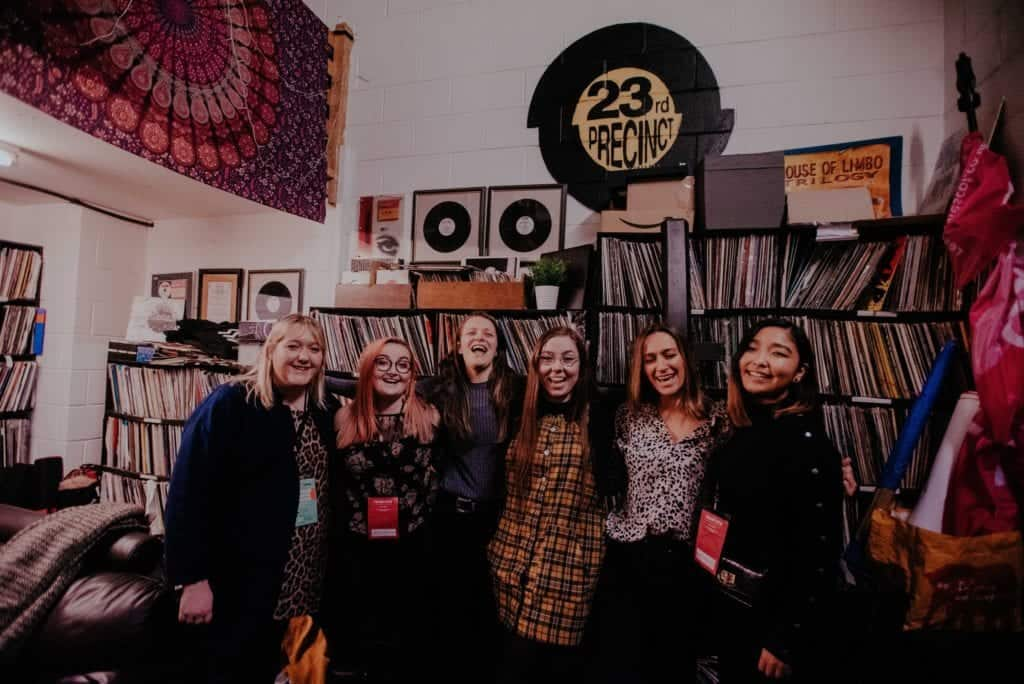 Women in Music, Empowerment and Employability short course