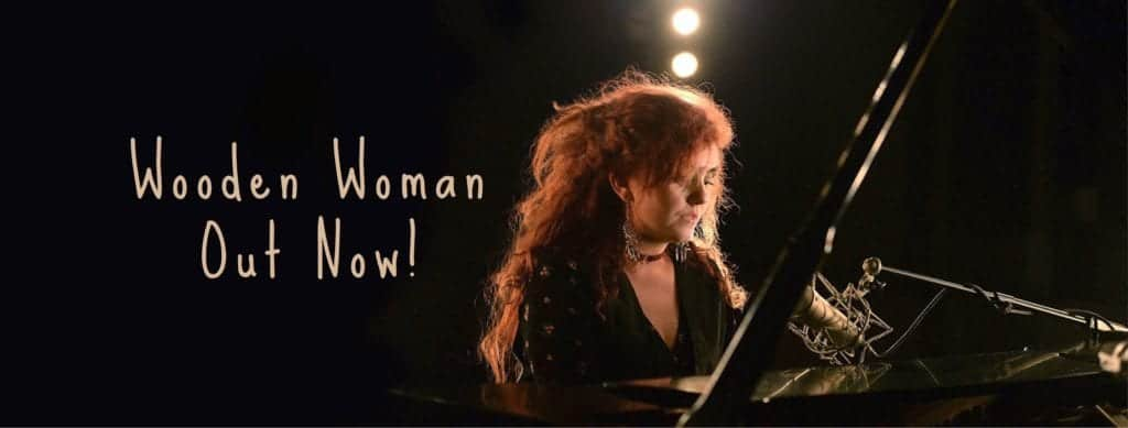 Wooden Woman Out Now!